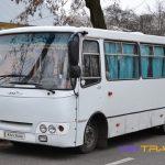 Автобус Богдан на 27 мест, внешний вид