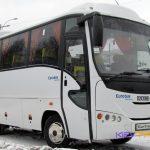 Автобус Iveco, внешний вид
