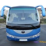Автобус YouTong на 30 мест, вид спереди