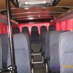 Автобус Богдан Турист, салон