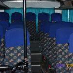 Автобус Богдан салон внутри