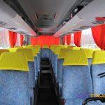 Автобус Iveco, салон, все сидения
