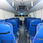Автобус YouTong, салон