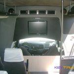 Форд на 32 места, кабина водителя
