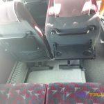 Автобус Мерседес расстояние между сидениями